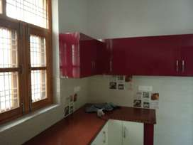2 BHK for rent in Mothrowala for 10K including terrace/modular kitchen