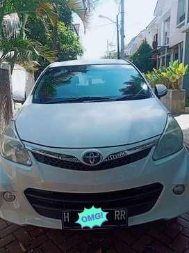 Toyota Avanza Veloz 1.5 2012 AT