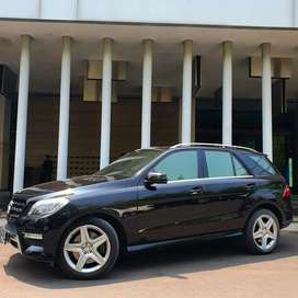 Mercedes Benz ML 400 AMG 2015 (Warranty Extended)
