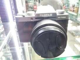 Fujifilm X-T100 kredit mudah proses cepat