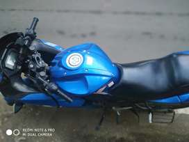 Gixxer sf 150 pakka condition with in all acess