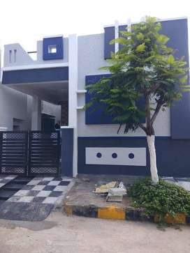 120SQ YDS 2BHK PROPOSED INDP HOUSE IN GATED COMMUNITY