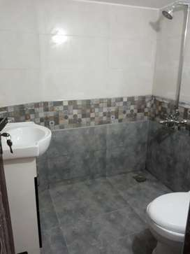 Flat for rent 2 bedroom with attach bath