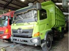 Hino Lohan FM260JD 2018 Dump Truck, Like New super istimewa