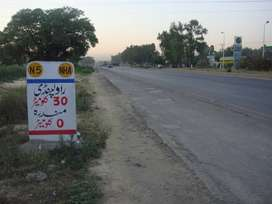 Land For Sale in Mandra Toll Plaza