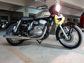 Jawa Classic Dual ABS/BS6 in brand new condition for sale
