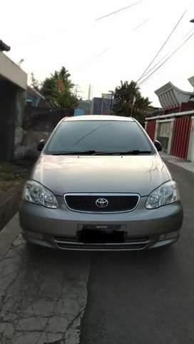 COROLLA ALTIS 1.8 G ONLY 69 JT NEGO PERTAMAX