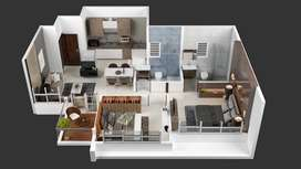 !Premium 2 BHK Flat #Hinjewadi Phase-3 , No Stamp Duty Offer*[