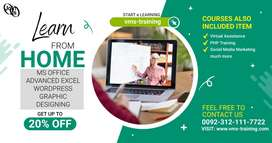 Apply online for easily accessible job at home