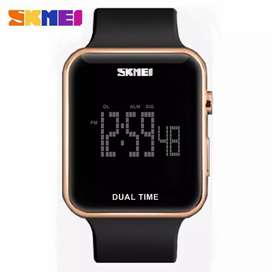 SKMEI 1271 original-rose gold