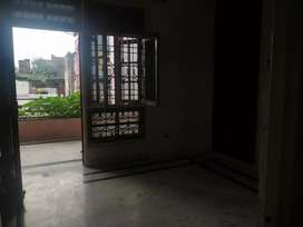 It's a 3 BHK flat in a very safe society..