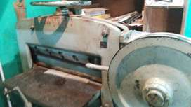 PAPER CUTTING MACHINE 32""