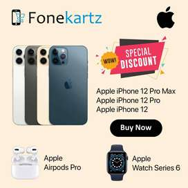 Apple iPhone 12 Pro Max, 12 Pro & 12 Discount Offer