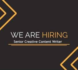 Creative SEO Content Writer - Sports
