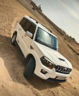 Mahindra Scorpio 2016 Diesel Good Condition