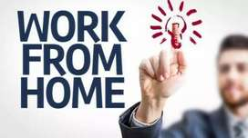 Offline Data entry typing work salary weekly 8000