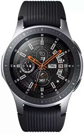 Samsung Galaxy Watch 46MM. No Scarches.Clean.Within India warranty