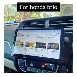 Sale audio promo//Head unit Honda brio 10inc