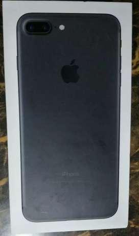 Sell my New brand iphone 7 plus 32GB black