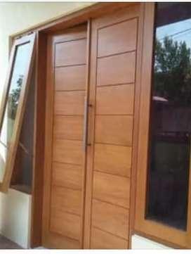 Tempat pintu kusen cendela murah berkualitas