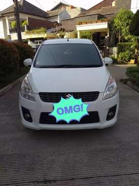 Suzuki Ertiga Gx manual 2012