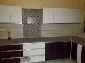 Bathroom kitchen drawing room