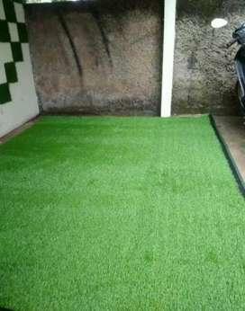 tukang taman rumput plastik/sintetis