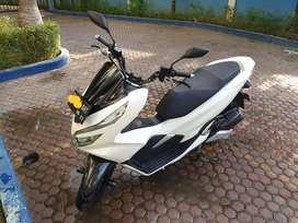 Honda PCX ABS Putih 2018
