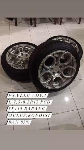 Velgban racing adv.r.17