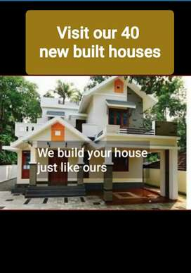 We take Individual House Construction Contracts all over UdupiManglore