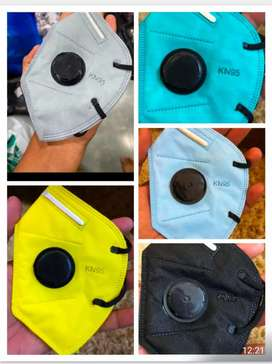 Five layer Mask KN95