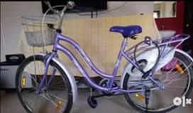 Atlas bicycle for girls