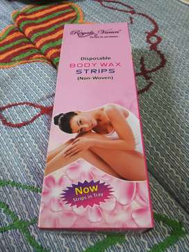 Body wax strips with wholesale price