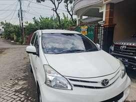 Toyota Avanza E 2015 Putih Manual