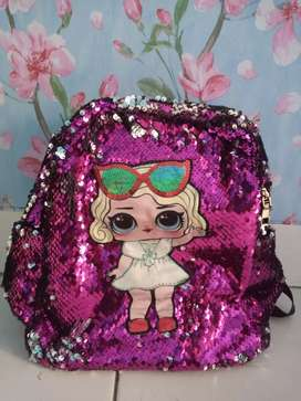 Tas LOL untuk anak perempuan