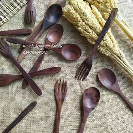 sendok kayu sonokeling