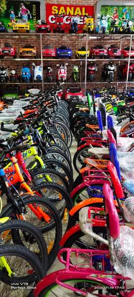 All brand cycles available in our shope starting from 1700