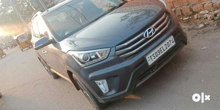 Hyundai Creta 1.6 SX (O), 2016, Diesel 0