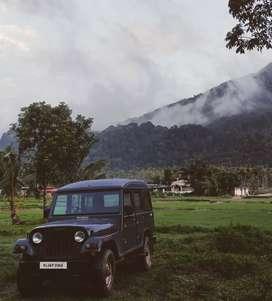 Mahindra marshal 4wd (4x4) 1998 model