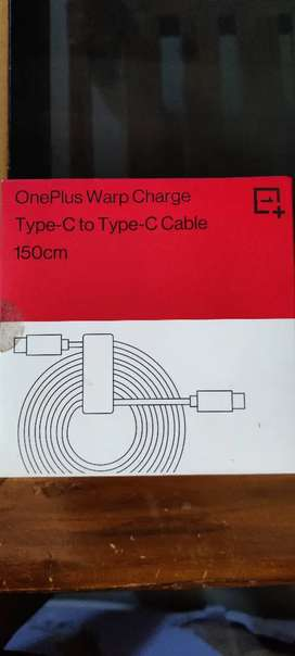 OnePlus Warp Charge Type-C to Type-C Cable 150cm