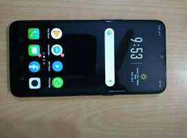 Oppo A7 new condition only set 4ram 64gb memry