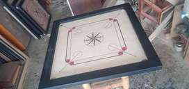 Carrom boards 39*39 double base