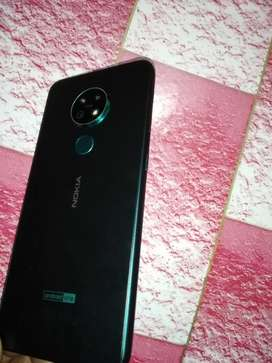 My mobile Nokia 7.2 new just box open for sell