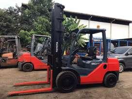 Forklift second siap pakai