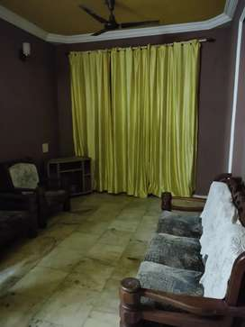 Furnished 2BHK flat for rent