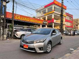 Toyota Corolla Altis 1.6 Non Accidental Condition