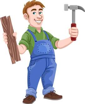 Needed Carpenters For a Very well known Company