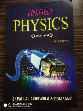 Unified physics book