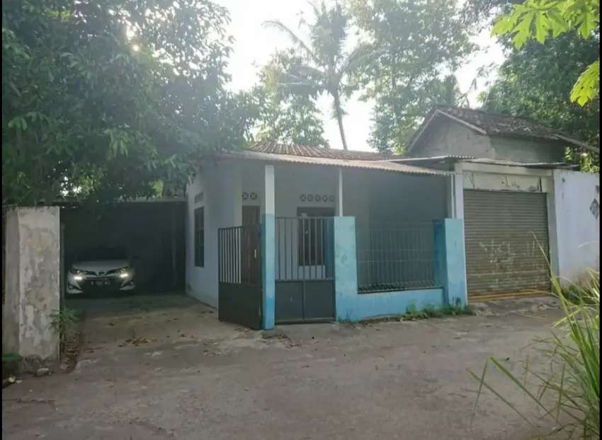 Rumah Bambanglipuro