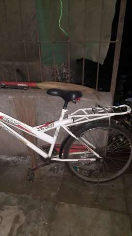 Cycle available for selling
